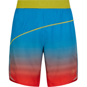 La Sportiva Medal Shorts Men, neptune/poppy